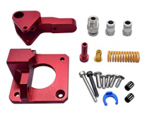 All Metal Dual Gear Extruder Kit