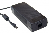 MEAN WELL GS220A24-R7B Power Supply 220W 24V with with 2m Europe Power cable