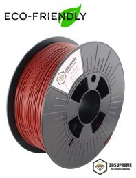 3DSUPREME - Recycled PLA - Eco Red - 1.75mm - 1kg
