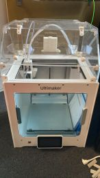 DEMO #11 - Ultimaker S3 + Topcover