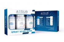 AESUB - 3D Scanning Spray Kit (3x 25 ml.)
