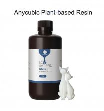 Anycubic Plant Based Resin - White - 1L