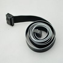 Wanhao D6 Black Ribbon Cable 1.5m. - Extruder Data Cable