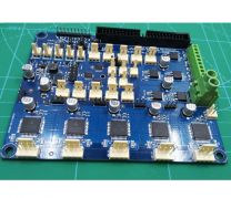 Duet DUEX5 Expansion Board for 3D Printer and CNC Machine