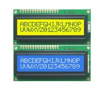 LCD Display 16x2 Blue Blacklight