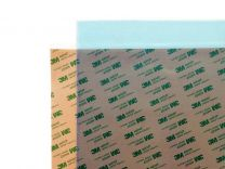 254x254x0.5 / 0.8mm - PEI SpiderSheet with 3M adhesive
