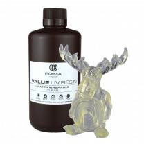 Primacreator Value Water Washable UV Resin - Clear 1L
