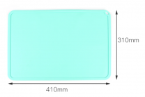 Resin Transfer Silicone Mat/Silicone Work Surface 410x310mm