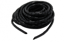 Spiral Cable Wire Wrap Tube - Dia. 8mm - (1m)