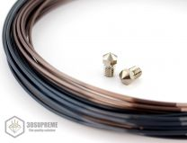3DSUPREME - T-V6 - Plated Copper - 1.75mm - (Pick Size)