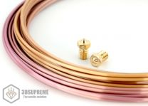 3DSUPREME - V6 - Brass - 2.85mm (Pick a Size)