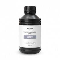 Zortrax UV Resin - Basic - 500ml - Grey